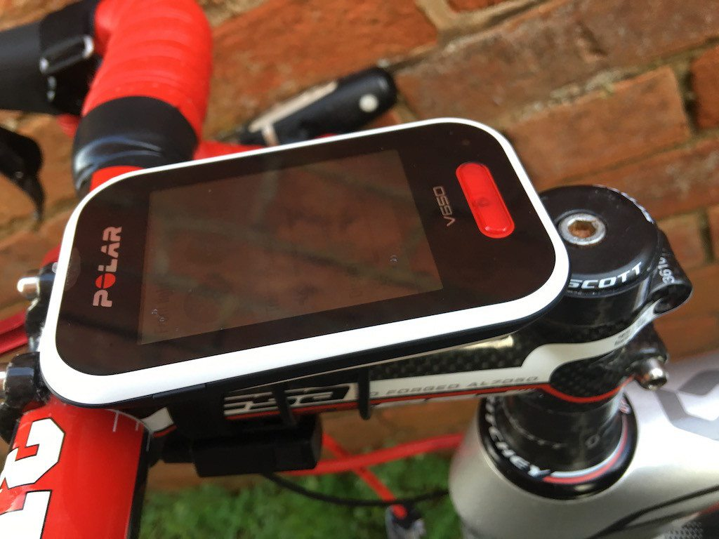 TitaniumGeek IMG 0159 1024x768 Polar V650 GPS Cycling Computer Review Cycling Cycling Computers and GPS Units Gear Reviews  V650 touch screen Polar Navigation GPS Cycling computer cycling Bike computer   Image of IMG 0159 1024x768