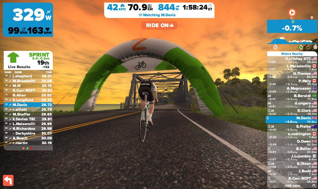 TitaniumGeek Screen-Shot-2016-02-07-at-23.25.23-1024x610 Zwift Strava Segments Guide Zwift Strava Segments races