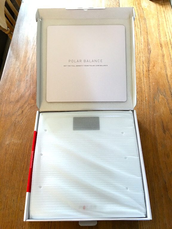 TitaniumGeek IMG 1742 Polar Balance Bluetooth Scale Review Gear Reviews Scales  weightloss weight Smart Scale scales Polar Flow Polar   Image of IMG 1742