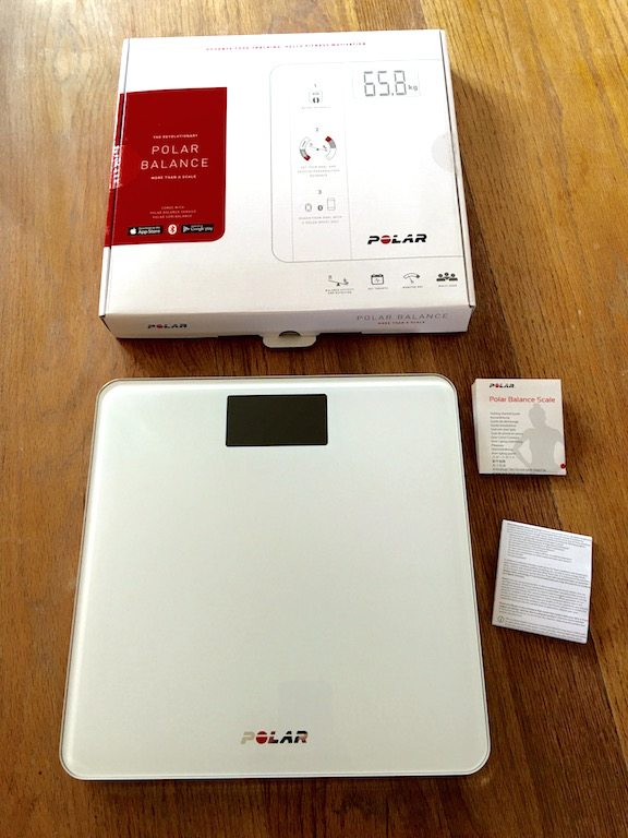 TitaniumGeek IMG 1743 1 Polar Balance Bluetooth Scale Review Gear Reviews Scales  weightloss weight Smart Scale scales Polar Flow Polar   Image of IMG 1743 1