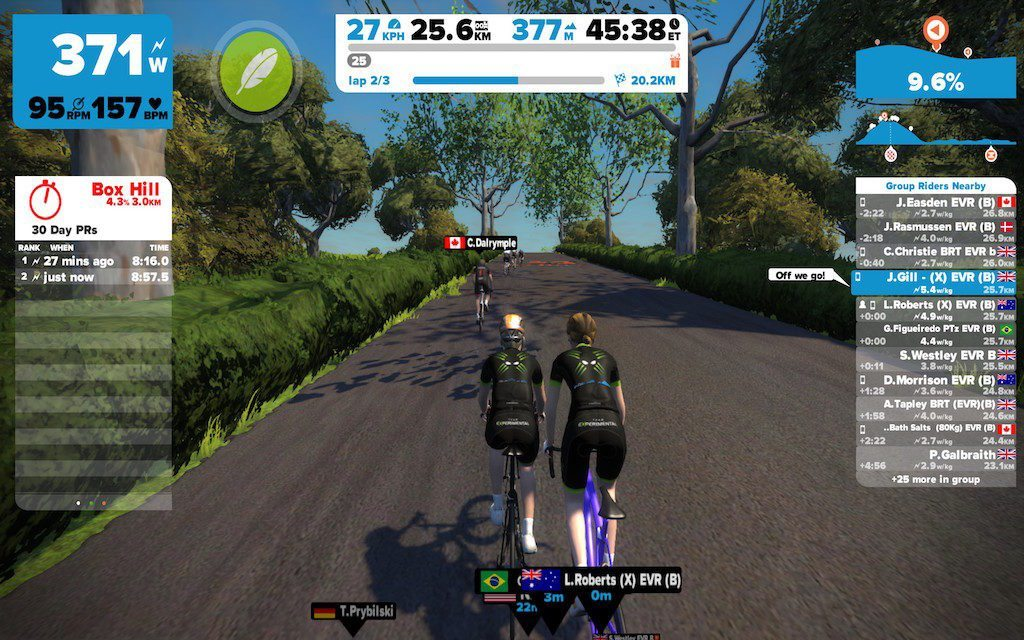 TitaniumGeek 2016 10 10 20015513 1024x640 Zwift User Manual   The Unofficial Guide to Zwift! Cycling Zwift  Zwift phone app Zwift manual Zwift user manual updates manual ios Gear cycling android   Image of 2016 10 10 20015513 1024x640