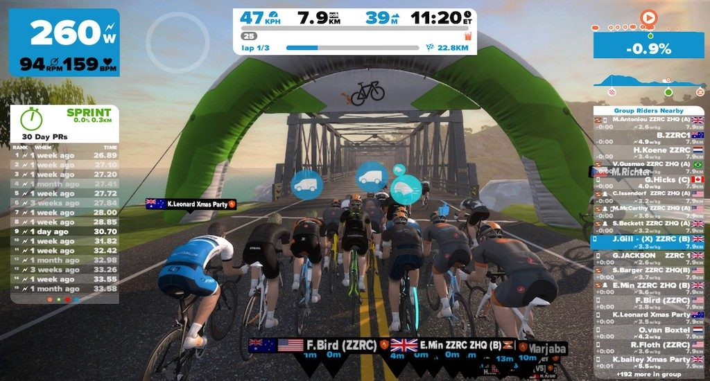 TitaniumGeek 2016-12-19_19415418-1024x550 Zwift User Manual - The Unofficial Guide to Zwift! Zwift phone app Zwift manual Zwift user manual updates manual ios Gear cycling android
