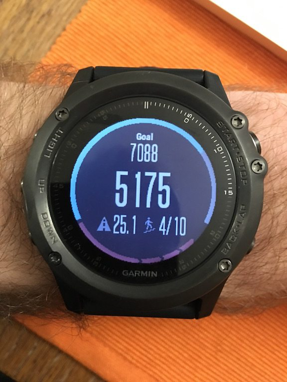 TitaniumGeek IMG_3555 Garmin Fenix 5 Review - A New Smart Watch King, But For One Mistake watch training swimming Stryd smart watch running review Optical Heart Rate HRM heart rate GPS garmin cycling bluetooth bike light activity tracker
