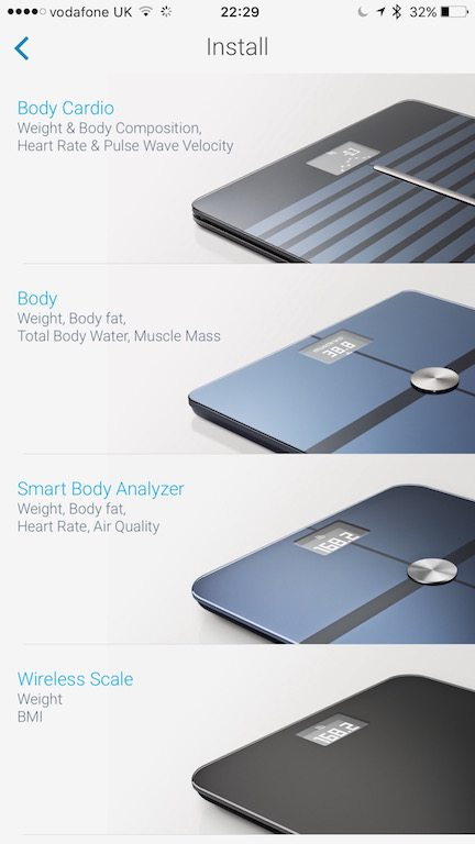 TitaniumGeek IMG 6349 Withings Body Cardio WiFi Scale Review Gear Reviews Heart Rate Monitors Scales  Withings Body Cardio withings water scales PWV Pulse Wave Velocity heart rate heart disease health fat mass Cardiac bone mass body atherosclerosis   Image of IMG 6349