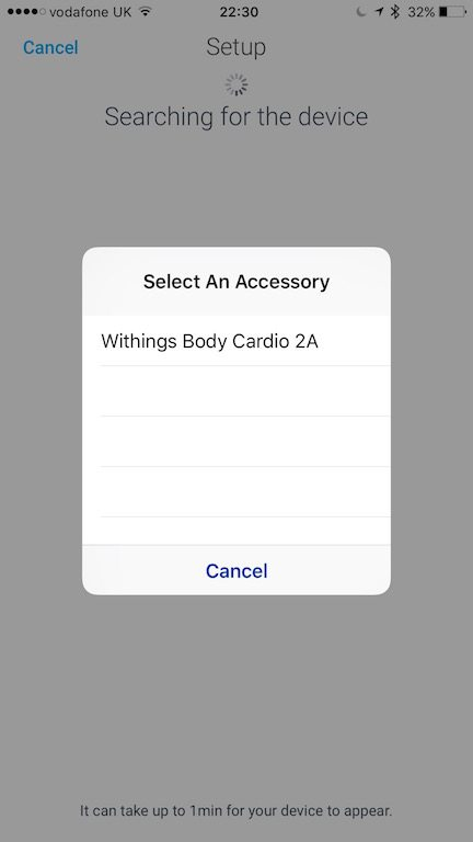 TitaniumGeek IMG 6350 Withings Body Cardio WiFi Scale Review Gear Reviews Heart Rate Monitors Scales  Withings Body Cardio withings water scales PWV Pulse Wave Velocity heart rate heart disease health fat mass Cardiac bone mass body atherosclerosis   Image of IMG 6350
