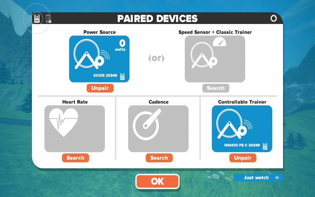 TitaniumGeek Screen-Shot-2016-09-03-at-20.19.46-1024x640 Zwift User Manual - The Unofficial Guide to Zwift! Zwift phone app Zwift manual Zwift user manual updates manual ios Gear cycling android