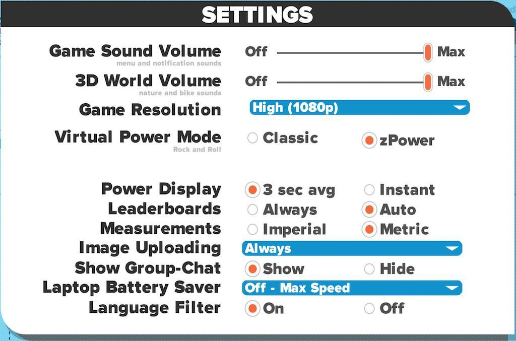TitaniumGeek Screen-Shot-2016-09-04-at-20.35.42-1024x677 Zwift User Manual - The Unofficial Guide to Zwift! Zwift phone app Zwift manual Zwift user manual updates manual ios Gear cycling android