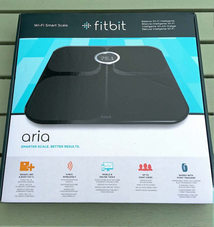 TitaniumGeek IMG_6017 Fitbit Aria Scales review Wifi weight Smart Scale scales Scale Fitbit fat mass BMI