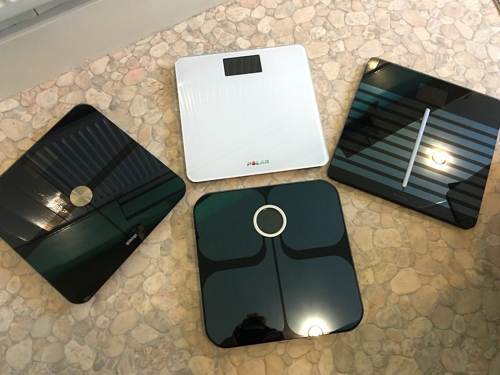 TitaniumGeek IMG_6300-1024x768 Fitbit Aria Scales review Wifi weight Smart Scale scales Scale Fitbit fat mass BMI