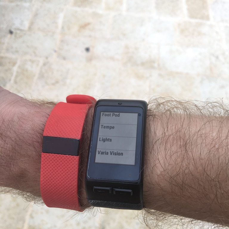 TitaniumGeek IMG_0469 Garmin Vivoactive HR Review - Is the complete revamp a success? VivoActive swimming sleep tracking running resting HR Optical Heart Rate garmin cycling