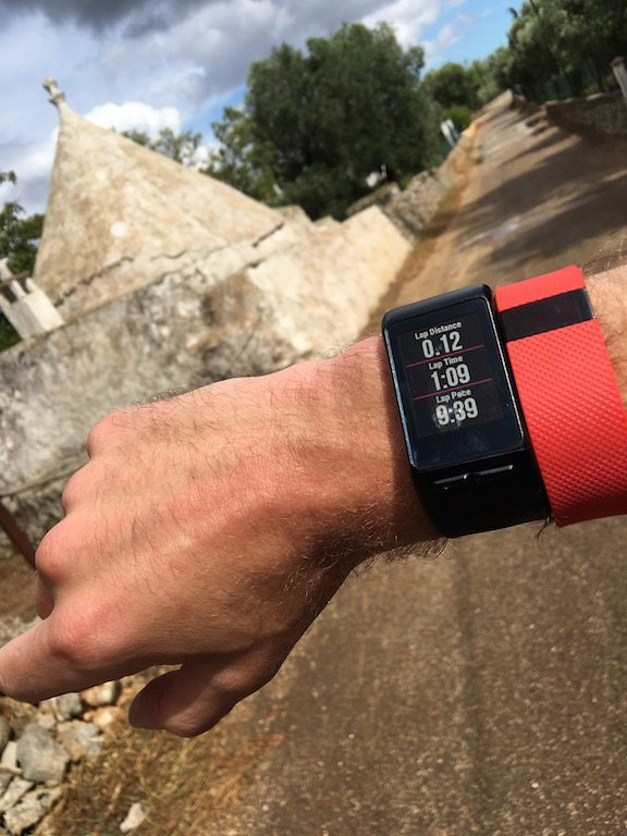 TitaniumGeek IMG_0610 Garmin Vivoactive HR Review - Is the complete revamp a success? VivoActive swimming sleep tracking running resting HR Optical Heart Rate garmin cycling