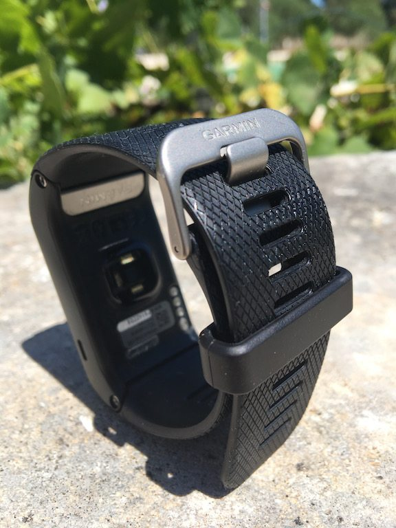 TitaniumGeek IMG_0735 Garmin Vivoactive HR Review - Is the complete revamp a success? VivoActive swimming sleep tracking running resting HR Optical Heart Rate garmin cycling