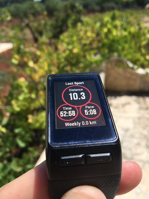 TitaniumGeek IMG_0746 Garmin Vivoactive HR Review - Is the complete revamp a success? VivoActive swimming sleep tracking running resting HR Optical Heart Rate garmin cycling