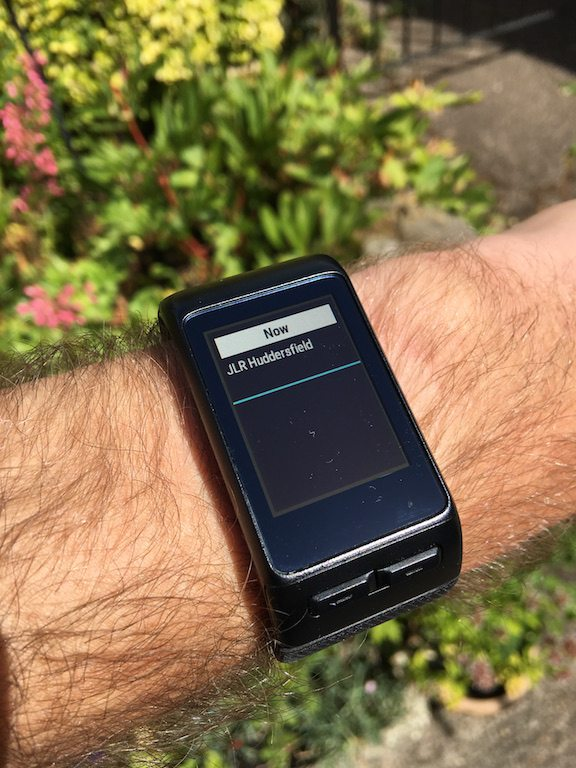 TitaniumGeek IMG_1853 Garmin Vivoactive HR Review - Is the complete revamp a success? VivoActive swimming sleep tracking running resting HR Optical Heart Rate garmin cycling