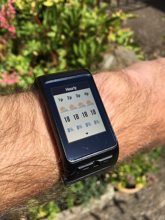TitaniumGeek IMG_1856 Garmin Vivoactive HR Review - Is the complete revamp a success? VivoActive swimming sleep tracking running resting HR Optical Heart Rate garmin cycling