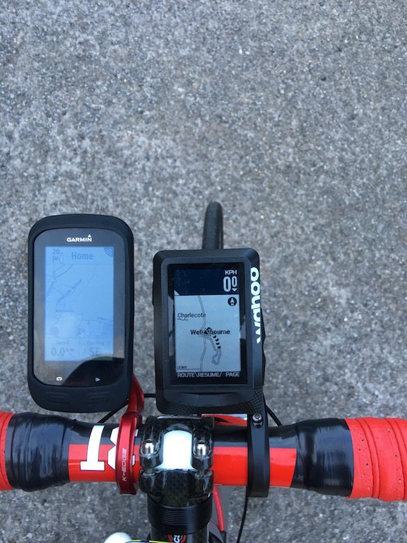 TitaniumGeek IMG_7789 Wahoo Elemnt GPS, and Navigation Review Wahoo Navigation GPS Garmin Edge garmin Elemnt Cycling computer cycling