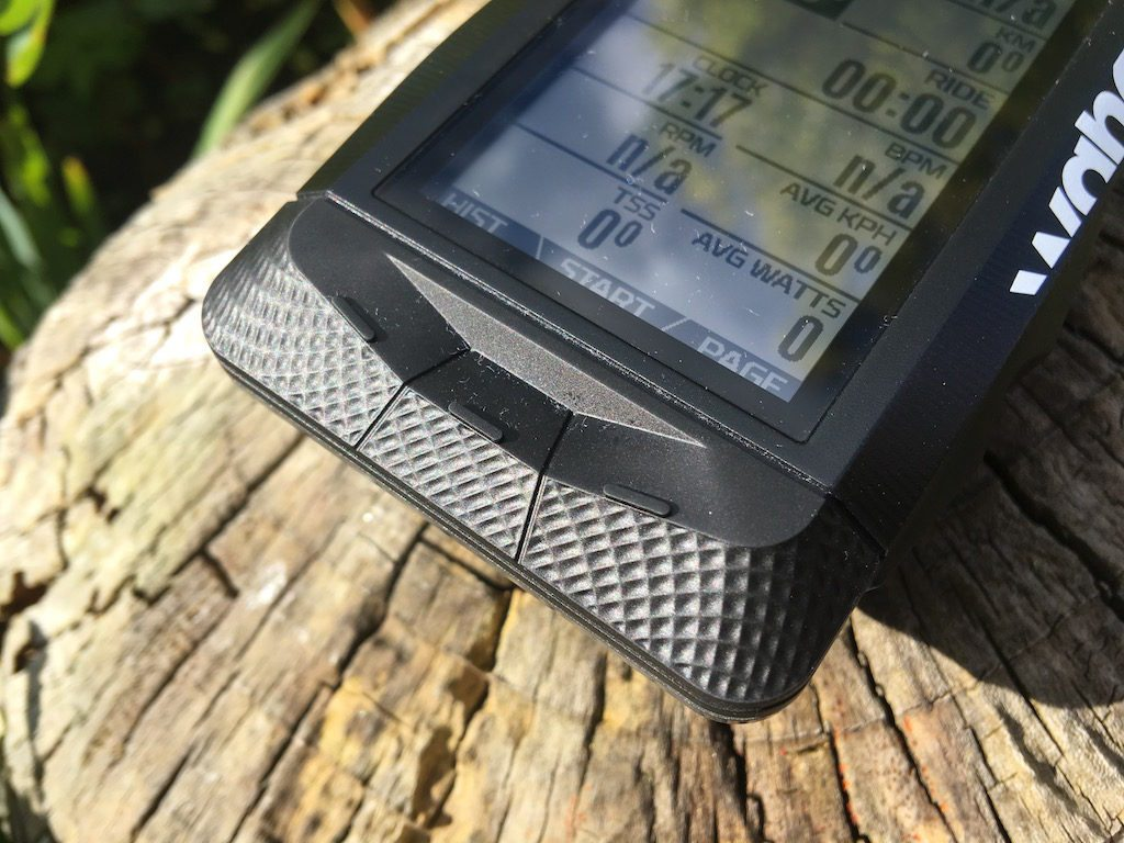 TitaniumGeek IMG_8108-1024x768 Wahoo Elemnt GPS, and Navigation Review Wahoo Navigation GPS Garmin Edge garmin Elemnt Cycling computer cycling