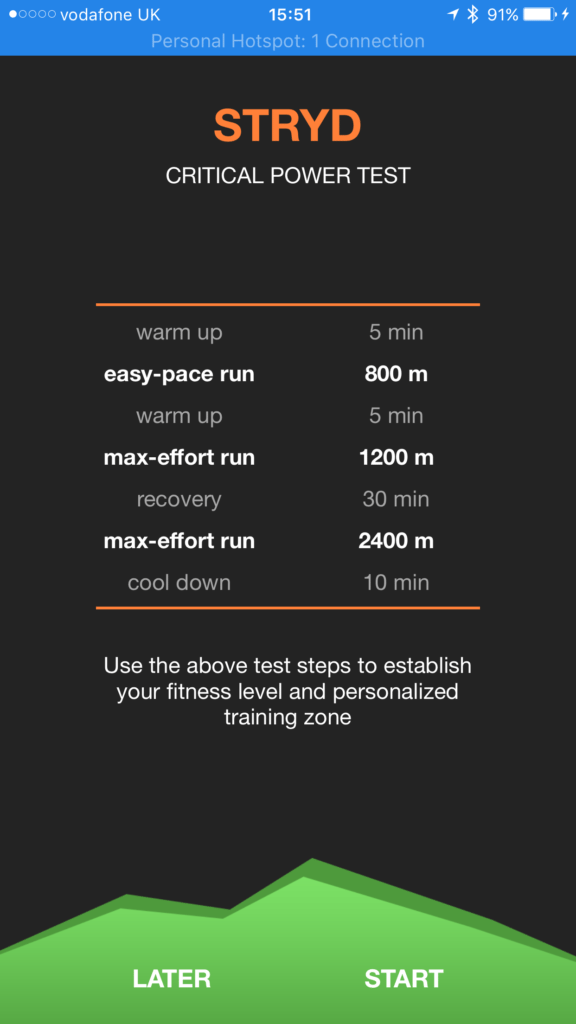 TitaniumGeek image 576x1024 Stryd Garmin Connect IQ app testing Gear Reviews Running  Stryd Strava running power meter Garmin IQ garmin fenix 3 Connect IQ   Image of image 576x1024