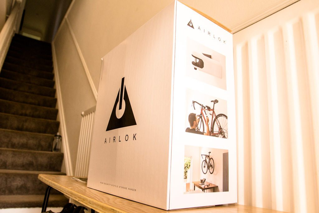 TitaniumGeek untitled 133 of 133 1024x683 HipLok AirLok   Secure & Stylish Bike Storage hits Kickstarter Cycling Gear Reviews  security kickstarter home HipLok cycling bike lock Bike   Image of untitled 133 of 133 1024x683