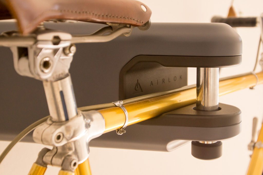 TitaniumGeek untitled-44-of-133-1024x683 HipLok AirLok - Secure & Stylish Bike Storage hits Kickstarter security kickstarter home HipLok cycling bike lock Bike