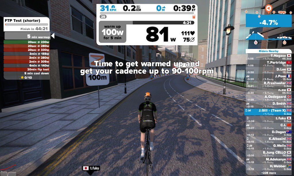 TitaniumGeek 2016-09-11_0954170-1024x614 PowerTap C1 Power Meter Review | Zwift Gear Tests! Zwift Gear Test Zwift Wahoo Elemnt Wahoo Stages RideLondon powertap power meter garmin Vector 2 cycling chain ring Bike