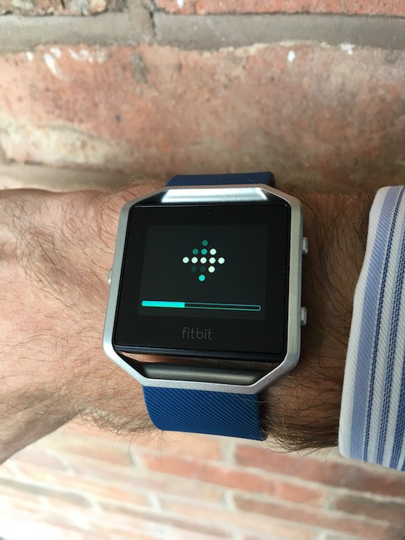 TitaniumGeek IMG 1233 1 FitBit Blaze review Cycling Gear Reviews Heart Rate Monitors  steps smart watch smart notifications running optical HRM HRM Fitbit cycling calorie counter Blaze activity tracker   Image of IMG 1233 1
