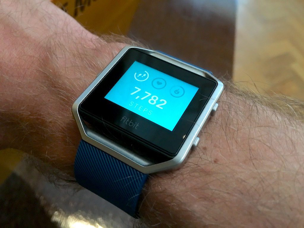 TitaniumGeek IMG_1786-1024x768 FitBit Blaze review steps smart watch smart notifications running optical HRM HRM Fitbit cycling calorie counter Blaze activity tracker
