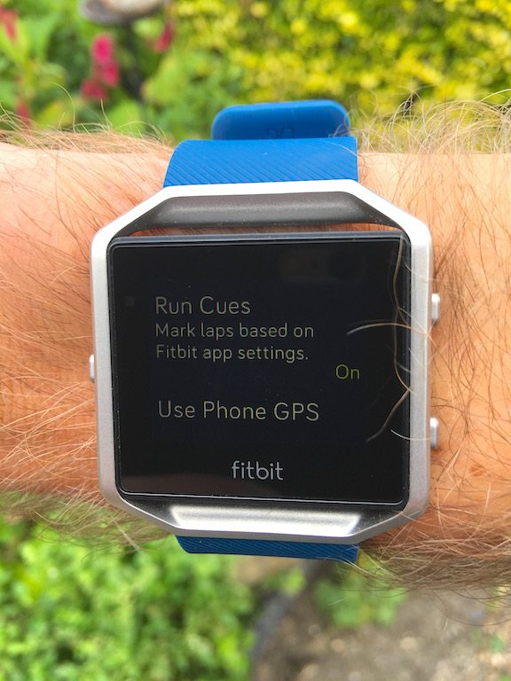 TitaniumGeek IMG_1800 FitBit Blaze review steps smart watch smart notifications running optical HRM HRM Fitbit cycling calorie counter Blaze activity tracker