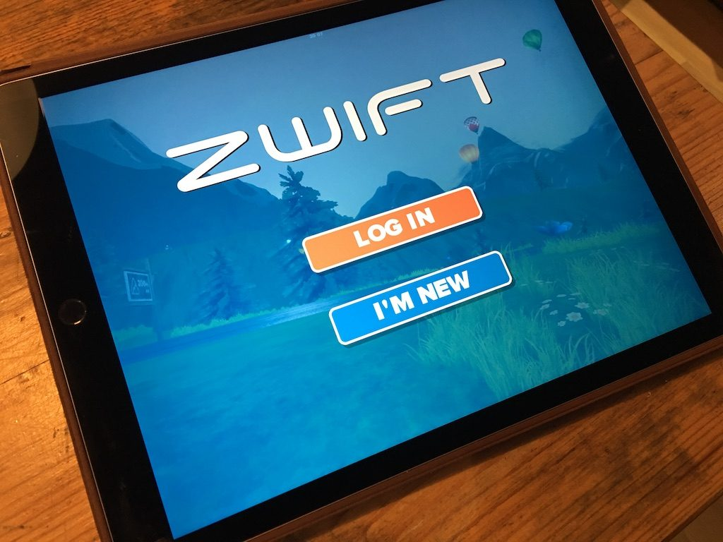 TitaniumGeek IMG 2246 1024x768 Zwift iOS Game App review   Full Zwift in your pocket!! Cycling Running Zwift  Zwift iOS Game app Zwift iOS Zwift TeamX riding iphone ipad cycling bluetooth sensors ANT+   Image of IMG 2246 1024x768