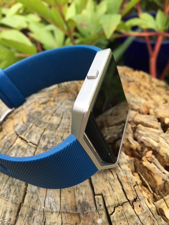 TitaniumGeek IMG_3924 FitBit Blaze review steps smart watch smart notifications running optical HRM HRM Fitbit cycling calorie counter Blaze activity tracker