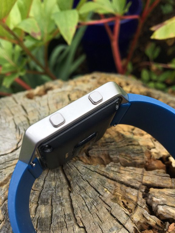 TitaniumGeek IMG_3925 FitBit Blaze review steps smart watch smart notifications running optical HRM HRM Fitbit cycling calorie counter Blaze activity tracker