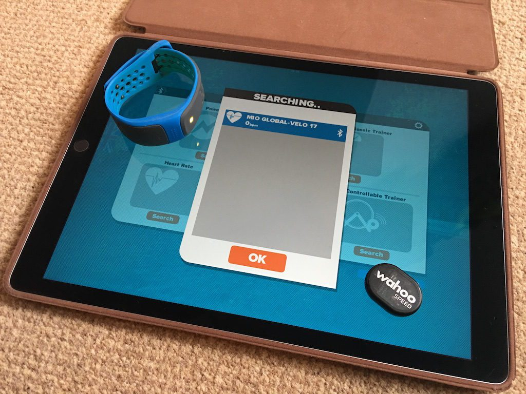 TitaniumGeek IMG_4160-1024x768 4iiii Viiiiva Heart Rate Monitor, ANT+ to Bluetooth Smart Bridge Review | Zwift Gear Tests Zwift iOS Zwift Gear Test Zwift powermeter HRM Heart rate monitor cycling bluetooth ANT+ bridge ANT+ 4iiii