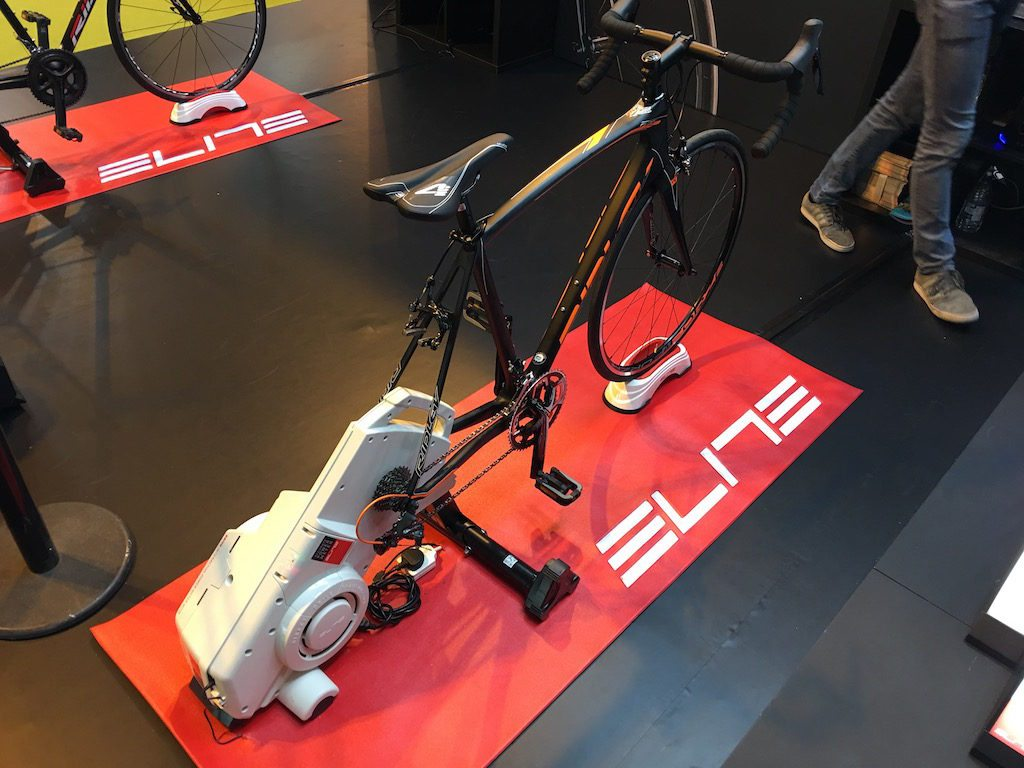 Elite Drivo Turbo Trainer Preview
