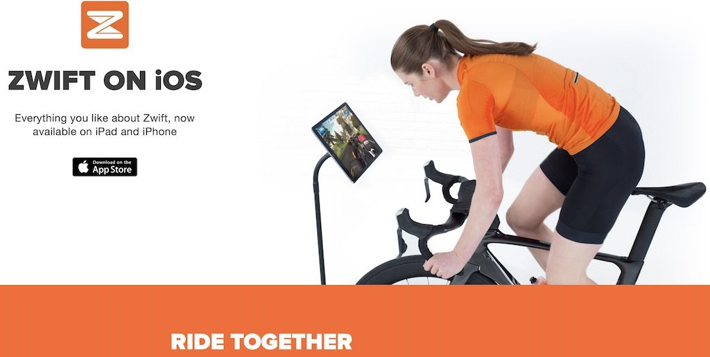TitaniumGeek Screen-Shot-2016-12-12-at-00.23.51-1024x516 Zwift iOS Game App review - Full Zwift in your pocket!! Zwift iOS Game app Zwift iOS Zwift TeamX riding iphone ipad cycling bluetooth sensors ANT+