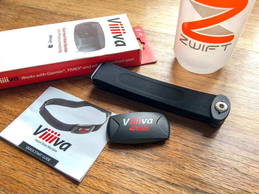 TitaniumGeek 4iii cover 1 of 1 2 1024x768 4iiii Viiiiva Heart Rate Monitor, ANT+ to Bluetooth Smart Bridge Review | Zwift Gear Tests Cycling Gear Reviews Heart Rate Monitors Running Zwift  Zwift iOS Zwift Gear Test Zwift powermeter HRM Heart rate monitor cycling bluetooth ANT+ bridge ANT+ 4iiii   Image of 4iii cover 1 of 1 2 1024x768