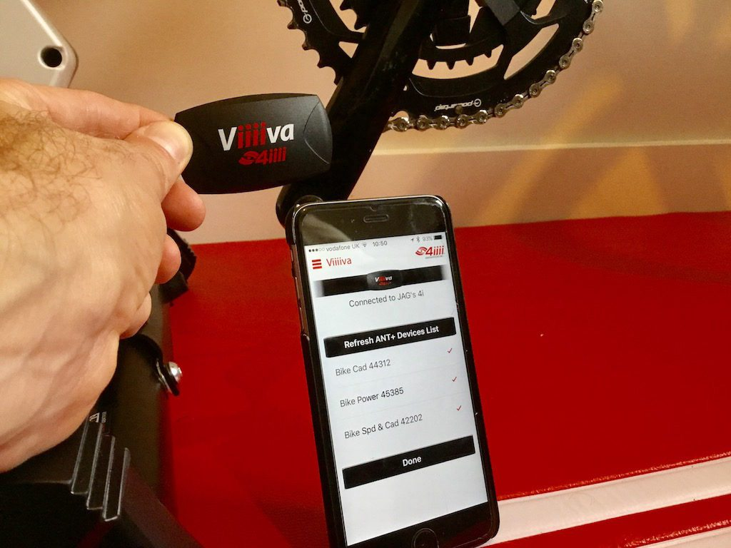 TitaniumGeek FullSizeRender 1024x768 4iiii Viiiiva Heart Rate Monitor, ANT+ to Bluetooth Smart Bridge Review | Zwift Gear Tests Cycling Gear Reviews Heart Rate Monitors Running Zwift  Zwift iOS Zwift Gear Test Zwift powermeter HRM Heart rate monitor cycling bluetooth ANT+ bridge ANT+ 4iiii   Image of FullSizeRender 1024x768