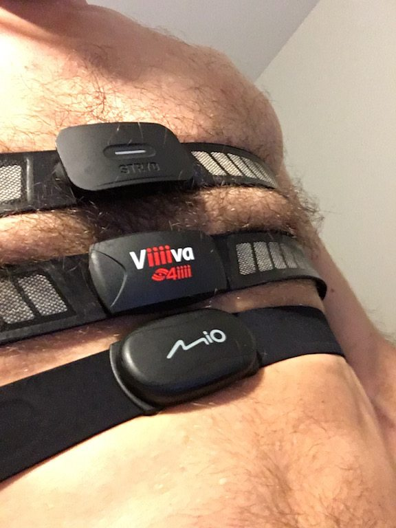 TitaniumGeek IMG_4963 4iiii Viiiiva Heart Rate Monitor, ANT+ to Bluetooth Smart Bridge Review | Zwift Gear Tests Zwift iOS Zwift Gear Test Zwift powermeter HRM Heart rate monitor cycling bluetooth ANT+ bridge ANT+ 4iiii