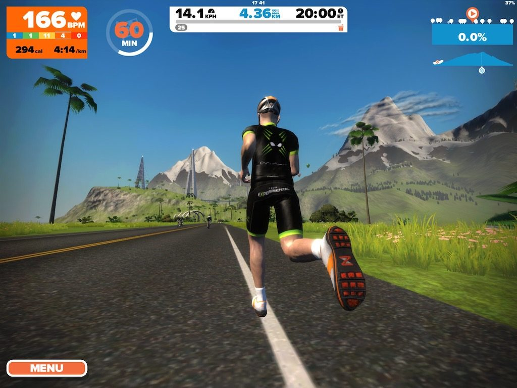 TitaniumGeek 8CD6C29A-4C51-4CDC-92E4-79A17D381C21-1024x768 Zwift User Manual - The Unofficial Guide to Zwift! Zwift phone app Zwift manual Zwift user manual updates manual ios Gear cycling android