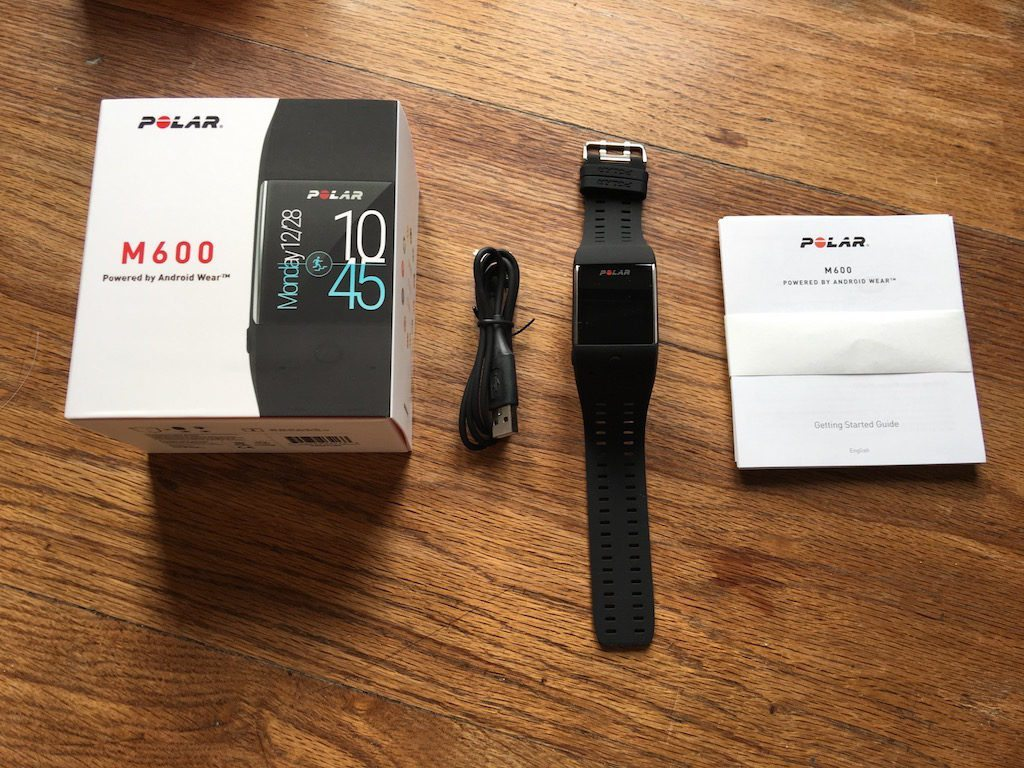 TitaniumGeek IMG 6434 1024x768 Polar M600 Android Wear GPS Smart Watch Review Gear Reviews Heart Rate Monitors Running  training smart watch running watch running Polar M600 Polar Flow Polar optical HRM Optical Heart Rate M600 Android Wear   Image of IMG 6434 1024x768