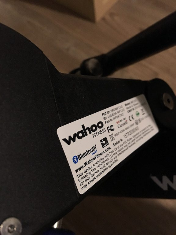 TitaniumGeek IMG 6930 Wahoo KICKR SNAP Review | Zwift Gear Test Cycling Gear Reviews Smart Trainers Zwift  Zwift Gear Test Zwift Wahoo Turbo Trainer training KICKR SNAP KICKR cycling   Image of IMG 6930