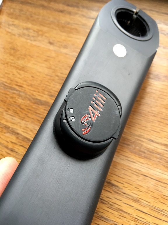 TitaniumGeek IMG 7431 1 4iiii Precision (Gen2) Power Meter Review | Zwift Gear Test Cycling Gear Reviews Power Meters Zwift  Zwift Gear Test Zwift ultegra powermeter power meter Gear cycling crank 4iiii   Image of IMG 7431 1