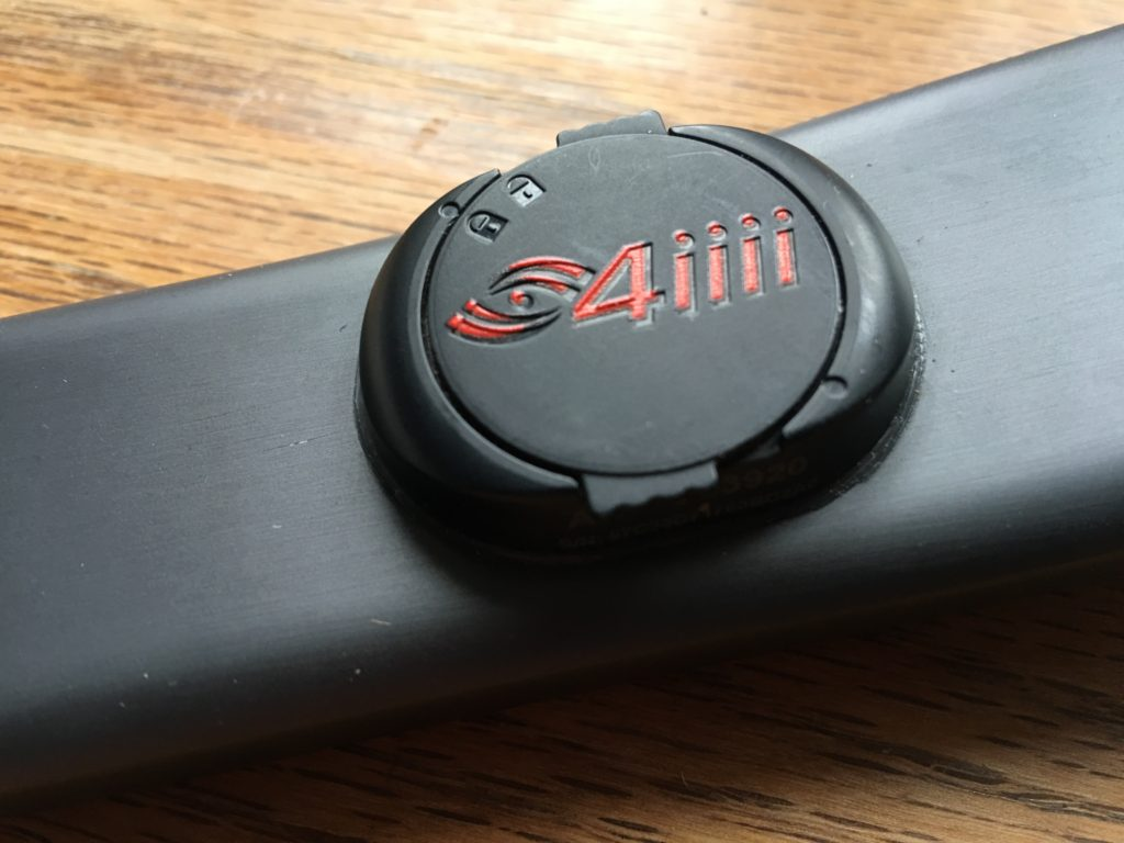 TitaniumGeek img 7427 1024x768 4iiii Precision (Gen2) Power Meter Review | Zwift Gear Test Cycling Gear Reviews Power Meters Zwift  Zwift Gear Test Zwift ultegra powermeter power meter Gear cycling crank 4iiii   Image of img 7427 1024x768
