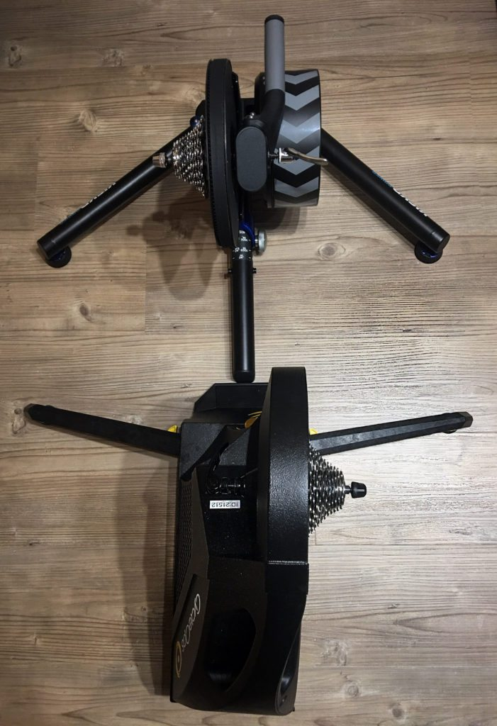 TitaniumGeek FullSizeRender-2-701x1024 Cycleops Hammer Turbo Trainer Review | Zwift Gear Test Zwift Gear Test Zwift Wahoo Turbo Trainer Turbo Tacx Smart trainer Neo magnus indoor cycling Hammer flux elite Drivo Cycleops