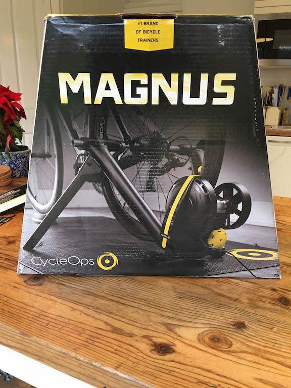 TitaniumGeek IMG 8734 Cycleops Magnus Trainer Review | Zwift Gear Test Cycling Gear Reviews Smart Trainers Zwift  Zwift Gear Test Zwift Wahoo Turbo Start Trainer SNAP magnus KICKR SNAP KICKR Hammer Cycleops   Image of IMG 8734