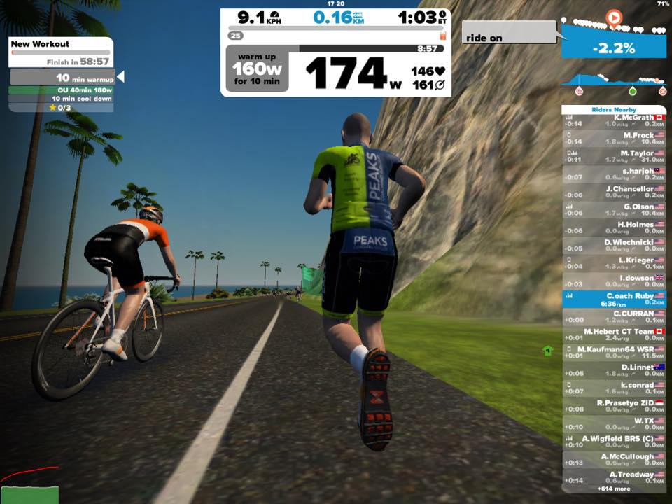 TitaniumGeek 15442322 10154029875166232 1769834135321210227 n Stryd Foot Pod Review & Zwift Gear Test   Is an update always an improvement? Gear Reviews Running Zwift  zwift running Zwift Gear Test Zwift Stryd Power Pod Stryd running power running power meter NFC gear review footpod foot pod cadence   Image of 15442322 10154029875166232 1769834135321210227 n