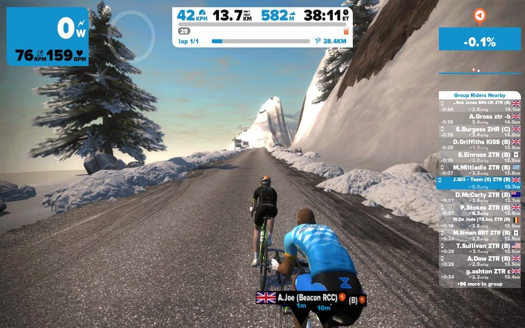 TitaniumGeek 2016-12-13_19101231-copy-1-1024x640 Cycleops Hammer Turbo Trainer Review | Zwift Gear Test Zwift Gear Test Zwift Wahoo Turbo Trainer Turbo Tacx Smart trainer Neo magnus indoor cycling Hammer flux elite Drivo Cycleops