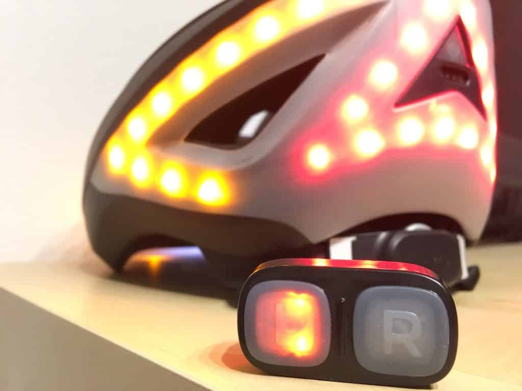 TitaniumGeek IMG 2511 1024x768 Lumos Smart Helmet Review   Brakes, Indicators and Lights! Cycling Gear Reviews  Smart lights See.Sense safety Lumos lights kickstarter helmet cycling bike helmet app   Image of IMG 2511 1024x768