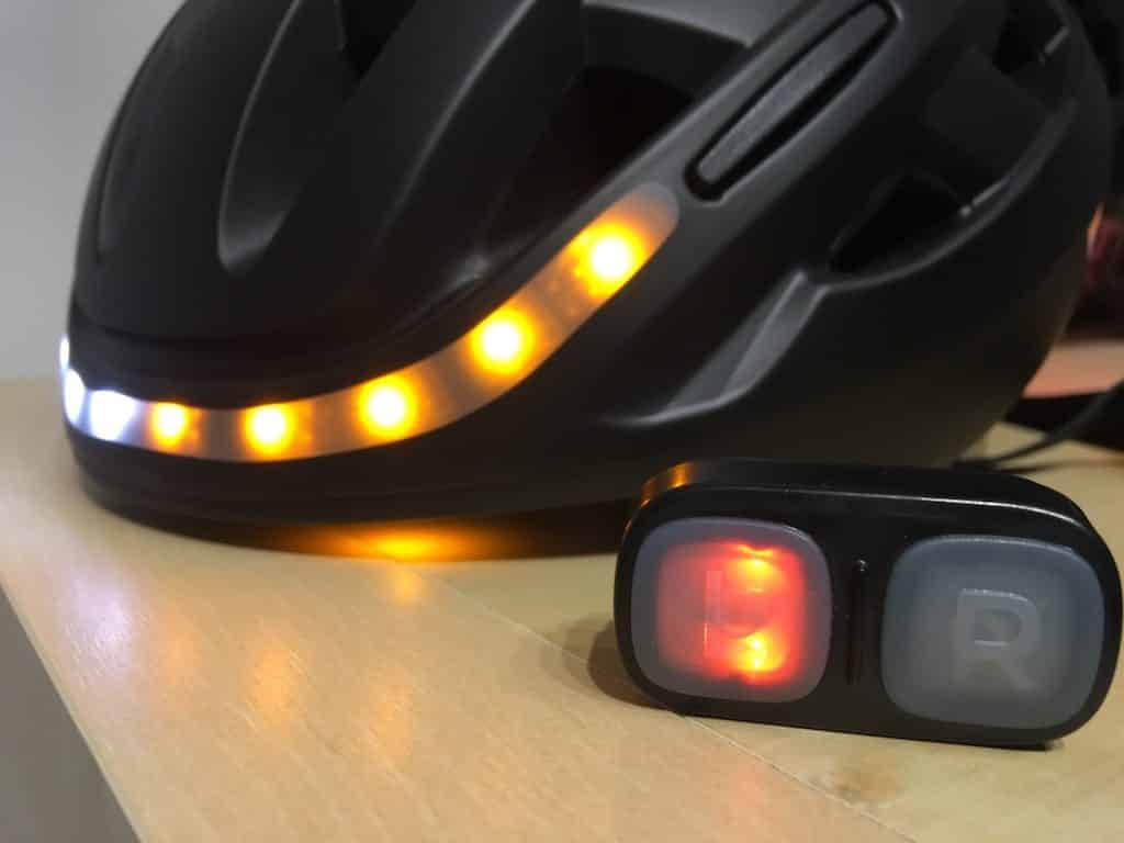 TitaniumGeek IMG 2521 1024x768 Lumos Smart Helmet Review   Brakes, Indicators and Lights! Cycling Gear Reviews  Smart lights See.Sense safety Lumos lights kickstarter helmet cycling bike helmet app   Image of IMG 2521 1024x768