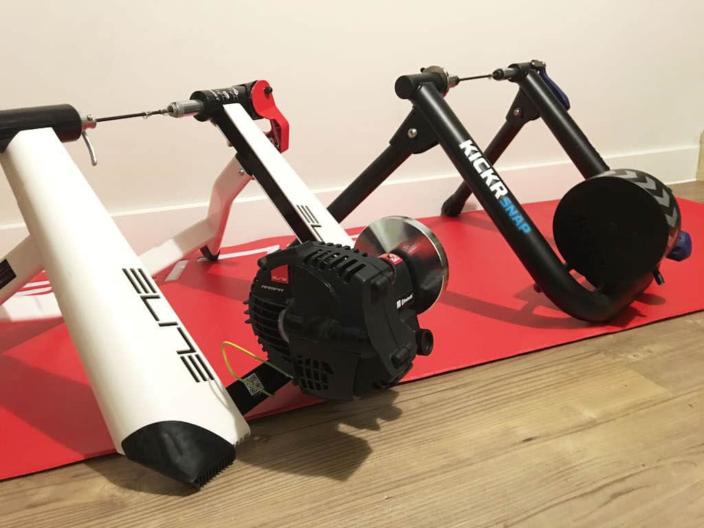 TitaniumGeek IMG 7526 1024x768 Elite Rampa Turbo Trainer Review | Zwift Gear Test Cycling Gear Reviews Smart Trainers Zwift  zwift gear review Zwift Turbo Trainer Smart trainer rampa power meter power estimator elite cycling bike trainer   Image of IMG 7526 1024x768