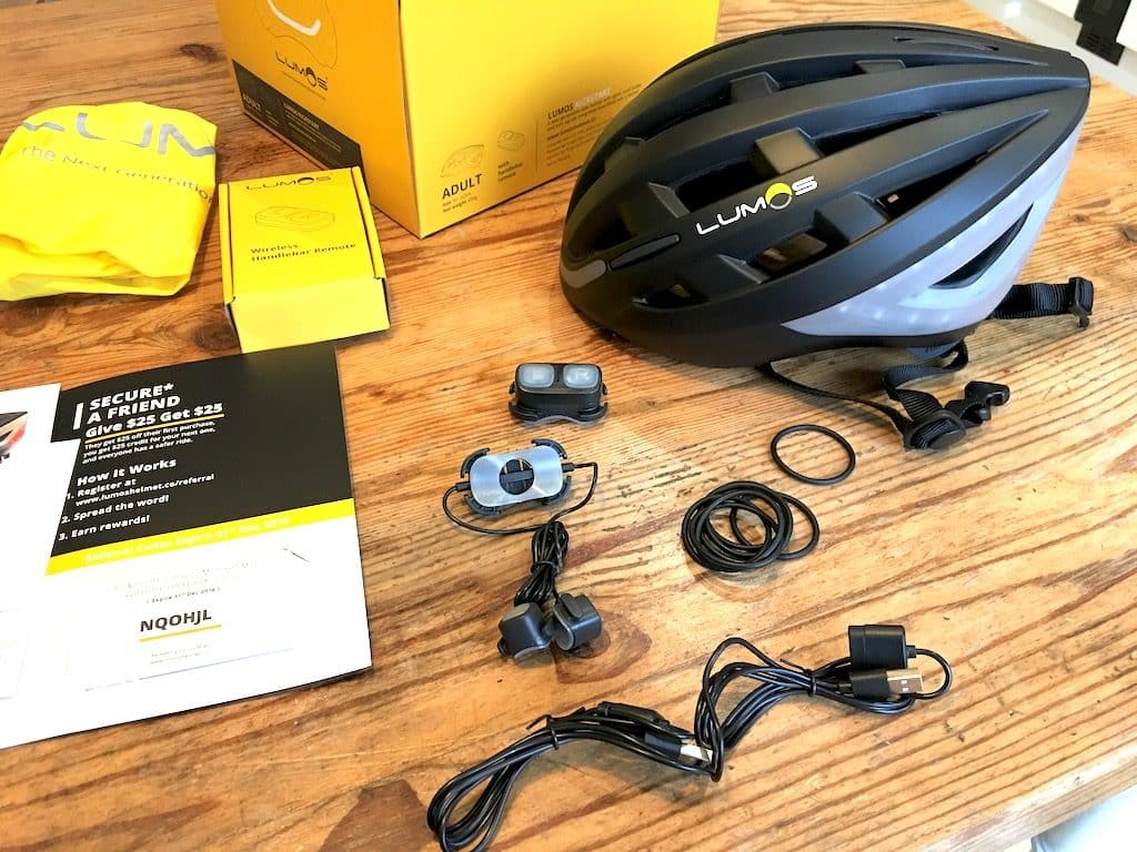 TitaniumGeek IMG 8722 1024x768 Lumos Smart Helmet Review   Brakes, Indicators and Lights! Cycling Gear Reviews  Smart lights See.Sense safety Lumos lights kickstarter helmet cycling bike helmet app   Image of IMG 8722 1024x768